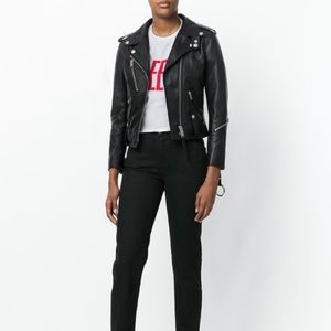 ALYX leather jacket